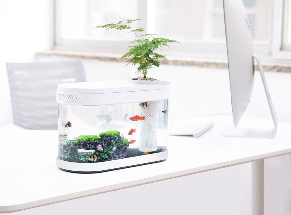 XIAOMI Geometry Fish Tank (16)