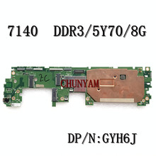 DELL NEW for Venue 11-pro/7140/Motherboard/.. 5Y70 8G
