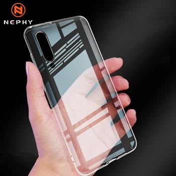 Cubierta de teléfono de TPU suave, transparente, ultrafina para Xiaomi 8 9 Pro SE 8Lite Redmi 7 7A 8 8A Note 7 8 Pro 8T, fina funda de silicona transparente