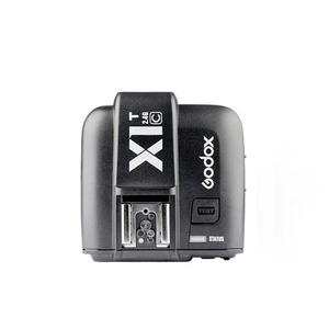 Image 3 - Godox X1T C TTL 2.4G Wireless Transmitter Trigger for Canon Camera