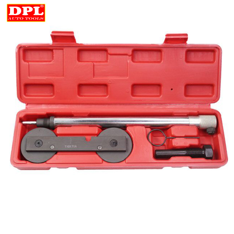 T10171A Timing Tool Engine Chain For VW VOLVO AUDI POLO 1.4 1.4T 1.6 With Gauge