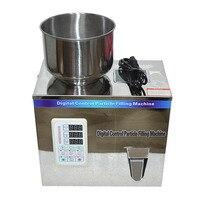 1-máquina de empacotamento do chá do saco do grânulo de 50g  máquina de embalagem da tabuleta  máquina de pesagem controle digital de enchimento da partícula machine110/220 v