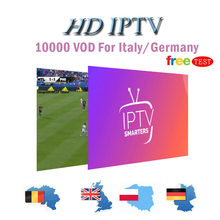European IPTV Full Free Test Adult Subscription iptv iptv Spain DAZN show IPTV TV BOX for Android Mag M3u Sports Channel H96 MAX(China)