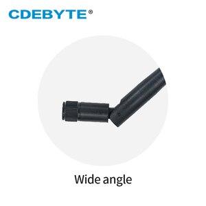 Image 5 - 4 pc/lot 433MHz SMA J Flexible en caoutchouc Wifi antenne TX433 JKD 20 haut Gain 3.0dBi omnidirectionnel 4g antenne