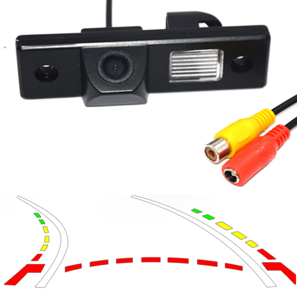 BYNCG Car Rear View Reverse Backup Camera Rearview Parking For CHEVROLET EPICA/LOVA/AVEO/CAPTIVA/CRUZE/LACETTI