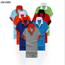 13 Color Summer New Man Polo Shirt Mens Casual Solid Cotton Men Short Sleeve High Quantity