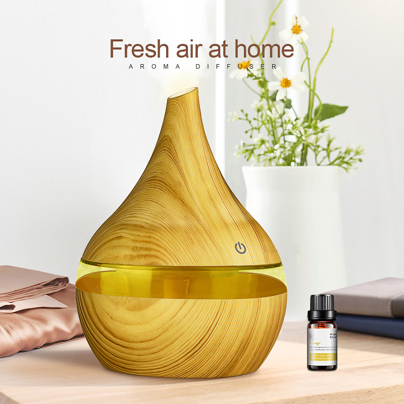 300ml Car Aroma Diffuser Electrial 5V Car Air Humidifier For Essential Oil Auto Home Air Freshener Purifier Ionizer Accessories