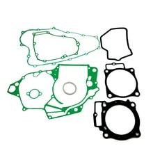 Gasket-Kit-Set Cylinder Motorcycle-Engine-Gaskets Honda Crf450r for Crankcase-Covers