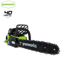 Greenworks 40v Cordless Chain Saw Brushless motor 20312 Chainsaw ,not including battery and charger Free Return(China)