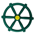 Plastic Steering Wheel Children's Game Small Steering Wheel Help Stir Your Child's Imagination with the Pirate Ship Wheel