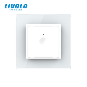 Image 5 - Livolo EU Standard  New Series Wall Touch Switch,1 Gang 1Way Touch, AC 220 250 ,4 colors options,plastic key
