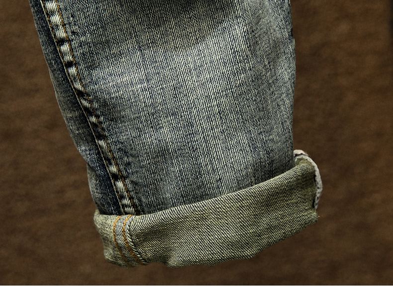 KSTUN Slim Jeans Men Light Blue Stretch 2020 Spring and Autumn Denim Jeans Pants Male Casual Mens Clothing Jeans High Quality Dropship 18