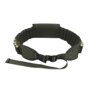 Image 3 - Tourbon Accessori Per Armi Da Caccia Tactical Shotgun 12/16/20 calibro Ammo Conchiglie Bandoliera Cartuccia Della Cinghia del Supporto di 20 Giri di Nylon