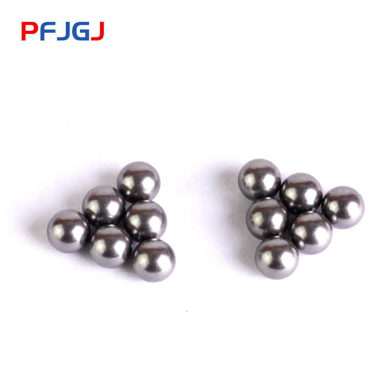بينج فا 1-500 قطعة 1mm1. 2mm2mm6mm7mm8mm9mm الكرة الصلب على الفولاذ المقاوم للصدأ وعالية الكربون الصلب الدقة الصلبة الدورية تحمل