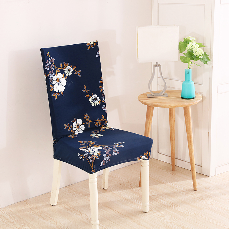 1/2/4/6pcs computer chair dining chair cover kitchen office meeting room wedding banquet chair cover spandex seat cover 1