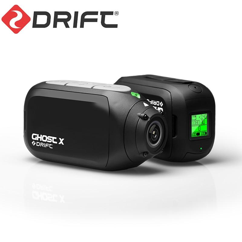 Оригинальная Экшн-камера Drift, Спортивная камера Ghost X 1080P, мотоцикл, горный велосипед, велосипед, долгий срок службы, батарея, полицейский шлем...