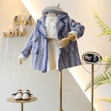 Factory wholesale girls good quality coats 2019 autumn new e