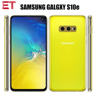 Samsung Galaxy S10e G970F DS Global Version Mobile phone 5.8 6GB RAM 128GB ROM Exynos 9820 Octa Core NFC Dual SIM Android Phone