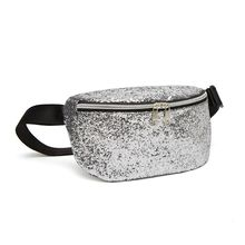 2019 New Women Travel Girls Sequins Waist Fanny Pack Belt Bag Hip Bum Bags Small Purse Chest Phone Pouch 2019 new women travel girls sequins waist fanny pack belt bag hip bum bags small purse chest phone pouch