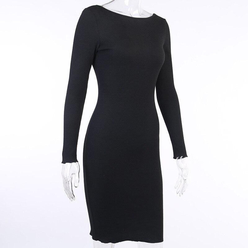 backless midi dress10