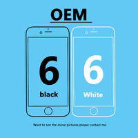 OEM 4.7 inch for iPhone 6 6G LCD display screen + Original flex cable + Free shipping For iphone 6 original display