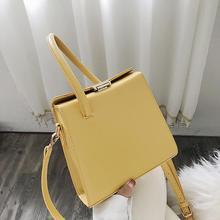 Brand designer ladies messenger bag 2019 hot sale fashion high quality leather one shoulder ladies shopping bag and handbag все цены