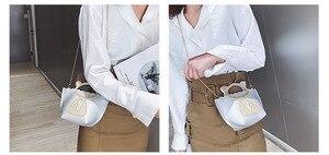 Image 5 - 개별 고양이 체인 미니 캐주얼 가방 한국어 스타일의 새로운 스타일의 단일 어깨 싱글 어깨 가방.