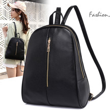 Fashion Women Backpack High Quality PU Leather Backpacks for Teenage Girls Female School Shoulder Bag Bagpack women backpacks leather female backpack fashion high quality college students school bags schoolbags backpacks for teenage girls