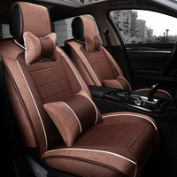 Car Seat Cover Auto Seats Covers Accessories for Lexus Ct200h Es300h Gs Gs300 Gx Gx460 Gx470 2005 2004 2003 2002