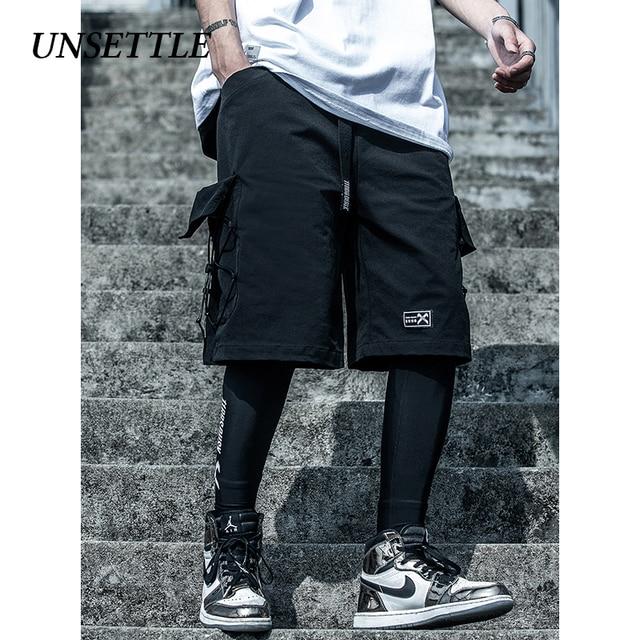 Hip Hop Streetwear Cargo Shorts 10