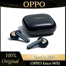 Original OPPO Enco W51/ W31 TWS Kopfhörer Bluetooth 5,0 Drahtlose Kopfhörer Für Reno 4 SE Pro 3 Finden X2 pro ACE 2