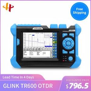 Волоконно-оптический OTDR GLINK TR600 равен JDSU MTS-4000 OTDR 1310/1550nm 32/30 дБ <1,8 м слепой зоны событий