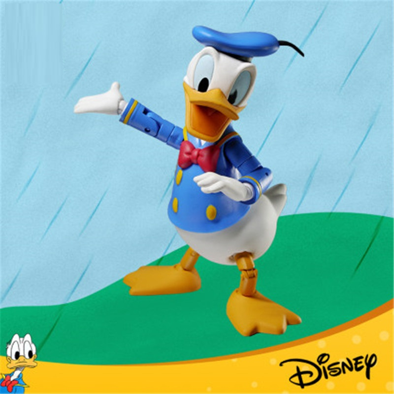 Donald and Daffy Duck For Lego Action Figures