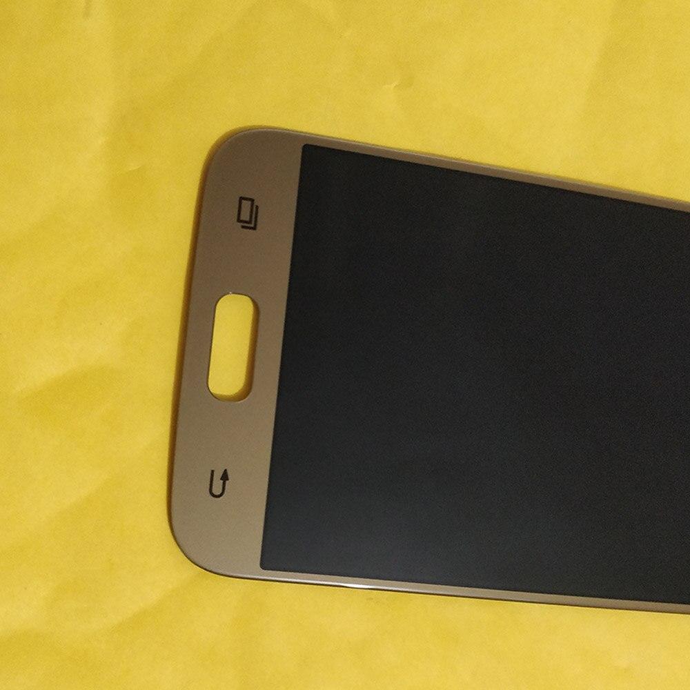 Pour Samsung Galaxy S7 G930 G930F TFT LCD affichage écran tactile numériseur assemblée TFT LCD luminosité réglable pièce de rechange - 4
