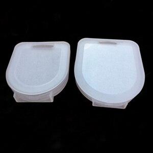 Image 5 - Translucent small/big 37 62mm/67 82mm Camera Lens Filter UV CPL FLD ND Filter Storage Box Bag Case camera accessories