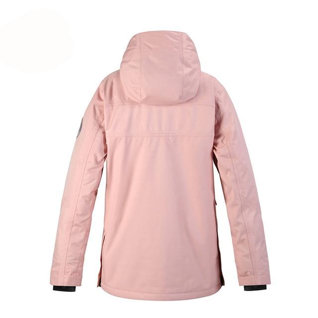 -30 Brand High Women's Snow Suit Wear Outdoor Sports Ski Costumes 15K Waterproof Snowboard Clothing Jacket Winter Coats Female 10
