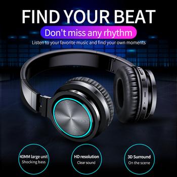 MLHJ słuchawki bezprzewodowe silny bas zestaw słuchawkowy Bluetooth słuchawki z redukcją szumów słuchawki douszne z niskim opóźnieniem przewodowe do gier tanie i dobre opinie Dynamiczny CN (pochodzenie) Bezprzewodowy + Przewodowe 120dB 1 5m Do Internetu Bar Monitor Słuchawkowe Do Gier Wideo Wspólna Słuchawkowe