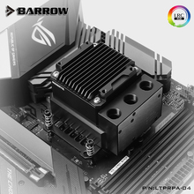 Cpu-Block-Combo Barrow Cooling Water-Pump LGA1150 1155 1151 Intel Use-For Pom-Material