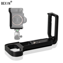 BEXIN camera release L plate quick dslr support For SONY A7R3 A7M3 A7RIII A7III