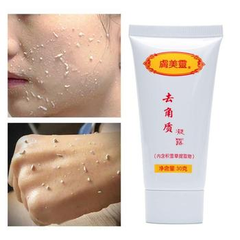 Exfoliating Gel Scrubs Peeling Dead Skin Removal Gel For Face And Body Skin Care Moisturizing Exfoliating Oil Control NEW excellance moscow express foaming peeling for dry and sensitive skin