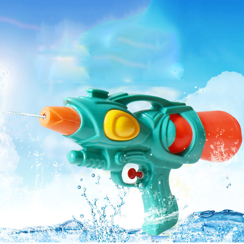 Summer Baby Bathing At The Beach, Playing With Water, Outdoor Play Beach Drifting Children's Toy Water Gun Kids Birthday Gift