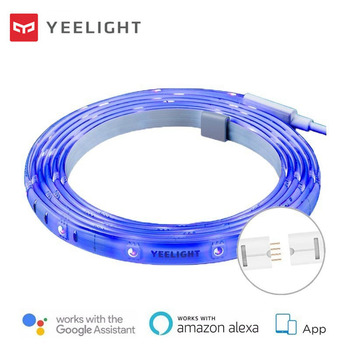 Original Yeelight RGB Smart LED Light Strip Plus WiFi Remote Control 16 Million Colors Flexible Intelligent 60 Led 2M