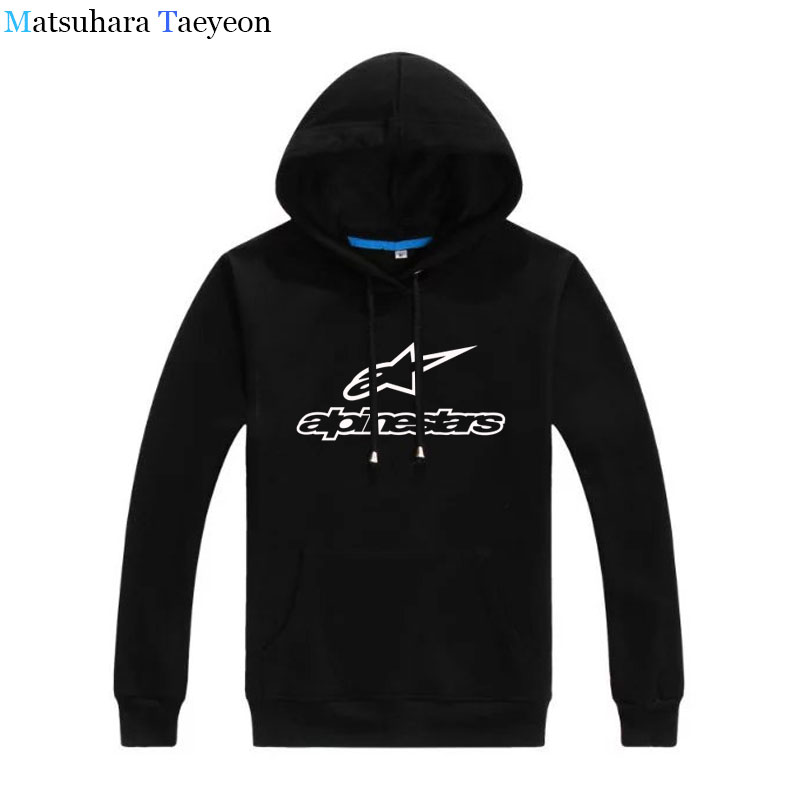 Sweatshirt Parkour Alpine Star Clothing Hoodie Men Brand Leisure Long Sleeved Print Hoodies Face Pullover 2020 New