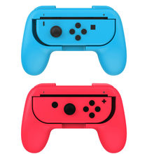 ABS Joystick Grip Handle Joypad Stand Holder Switch Left Right For Joy-Con Joycon For NS Controller(China)