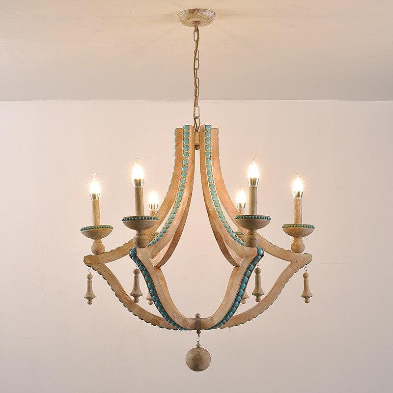 mediterrâneo sala de estar jantar francês vela lâmpada