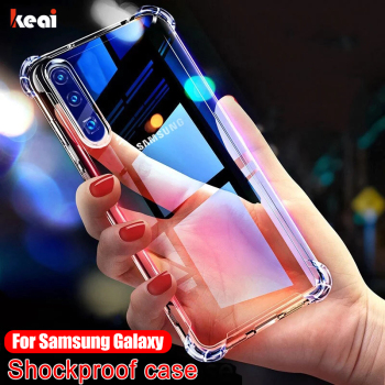 Shockproof Case For Samsung Galaxy A51 A71 A50 A70 A52 A72 A32 A12 A10 S9 S8 S10 S20 fe S21 Note 20 Ultra 8 9 10 Plus Back Cover 1