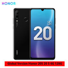 Huawei Honor 20S Global Version 6GB 128GB Smartphone 48MP Triple Camera 6.15
