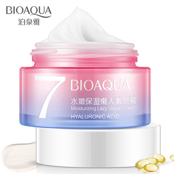 BIOAQUA Face Cream moisturizing to remove Dark Spots Freckle Cream Whitening Anti Aging wrinkle Concealer Sunscreen V7 Skin Care недорого