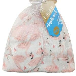 Image 4 - เด็กสาวชุด 5 ชิ้นเสื้อผ้าเด็กทารกใหม่ทารกผ้าฝ้าย 100% ทารก Romper ชุด
