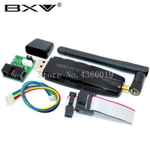 Commutateur RF vers USB (CC2530 CC2591), équipement de transmission de données en série, transparent